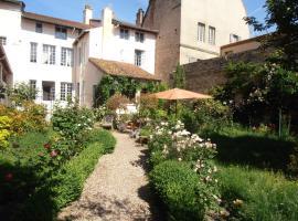 La Maison Tupinier, Cluny