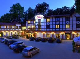 Hotel Camelot, Szczawno-Zdrój