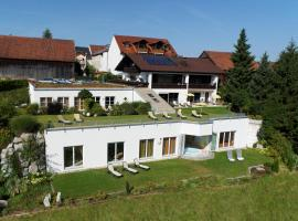 Gesundheits-und Wellnesshotel Pusl, Stamsried