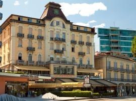 Hotel Victoria, Lugano