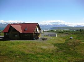 Brekkusel Lodge, Dalvík