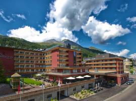 Grischa - Das Hotel Davos, Davos