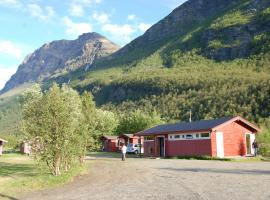 High-North Camp Birtavarre, Birtavarre