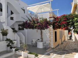 Eleftheria Veloudiou, Tinos Town
