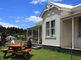 Station Lodge, Ohakune
