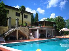 Villa Il Puccetto, Figline Valdarno