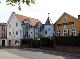 Hotel Frankenbach - Mainzer Hof & Gutenberg Hof, Eltville