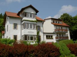 Pension Waldesblick, Friedrichroda