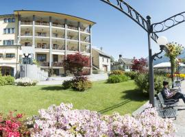 Belvedere Hotel, Crodo