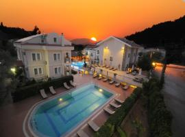 Sea Breeze Hotel and Apartments, Oludeniz