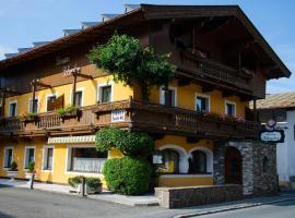 Aparthotel Schreder, Kirchberg in Tirol