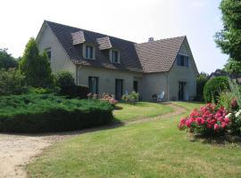 Chambres d'hôtes La Villa de Sandrine, Parigné-l'Évêque