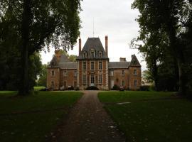 Château de Villars, Villeneuve-sur-Allier
