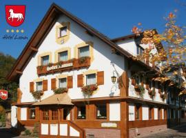 Hotel Lamm Heimbuchenthal Bewertung
