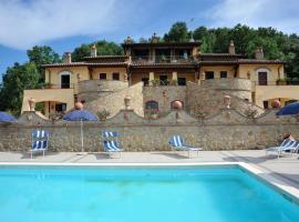 Villa Lucia, Gaglietole