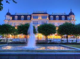 Ahlbecker Hof, Seetel Romantik Seehotel
