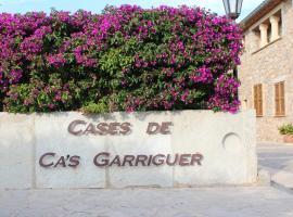 Cases De Ca´S Garriguer, Valldemossa