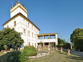 Villa Dell'Annunziata, Rieti