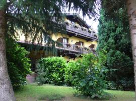 Hotel Ristorante La Perla, Varallo Pombia