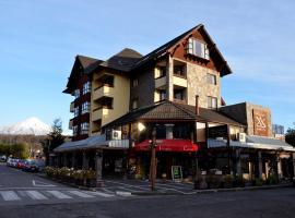 Apart Hotel del Volcán, Pucón