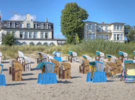 Seetel Strandhotel Atlantic & Villa Meeresstrand, Bansin