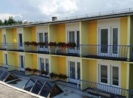 Hotel - Familienpension Obirblick, Sankt Primus am Turnersee