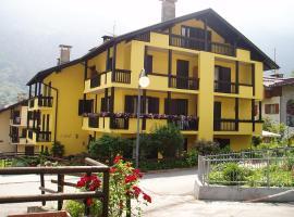 Residence Erika, Stremben
