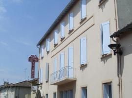 Hotel Dupont, Caussade