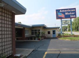 American Motor Inn - Rock Island