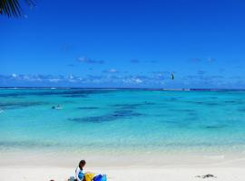 Raina Beach Apartments, Rarotonga