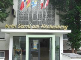 Hotel Garni am Hechenberg, Mainz
