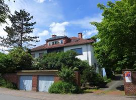 O11- Großzügige Fewo im Künstlerhaus, Lichtenfels-Sachsenberg