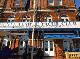 Royal Temple Yacht Club, Ramsgate