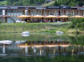 Albergo Familienhotel Campagna, Frasco