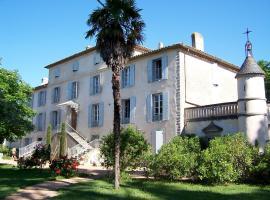 Domaine Saint Pierre de Trapel, Villemoustaussou