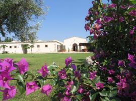 Villa Giannina, Ispica