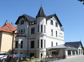 Hotel Villa Sommer, Bad Doberan