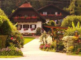 Blumenpension Strauss, Ossiach