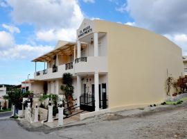 El Greco Apartments, Istro