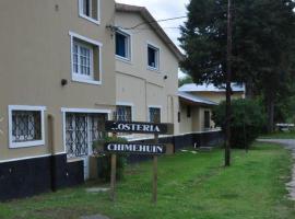 Hostería Chimehuin, Junín de los Andes