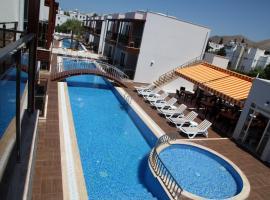 Siesta Garden Apart Hotel, Turgutreis