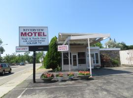 Riverview Motel, Niagara-vízesés