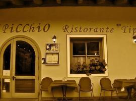 Il Picchio, Comano Terme