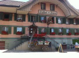 Bären Signau Restaurant Gasthof, Signau
