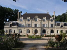 Château de la Chaussée, Brain-sur-Allonnes