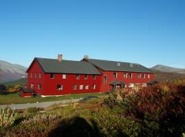 Rondane Haukliseter Fjellhotell, Høvringen