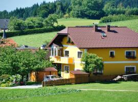 Ferienwohnung Hinterdorfer, Unterweissenbach
