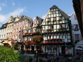 Hotel Burgklause, Linz am Rhein