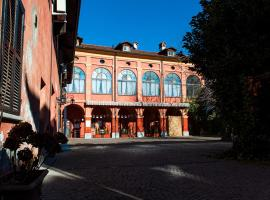 Hotel Villa Bonifanti, Centallo