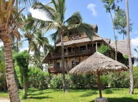 Palumboreef Beach Resort, Uroa